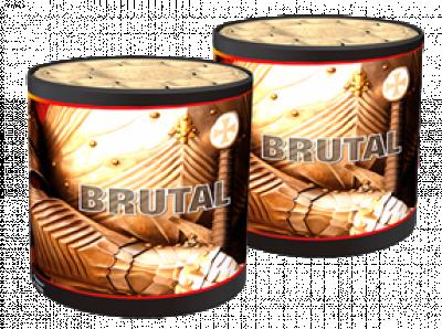 Brutal 1 + 1 GRATIS