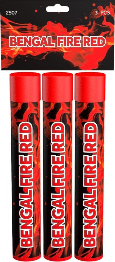 Bengal fire red XXL