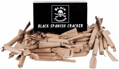 Black Spanish Crackers