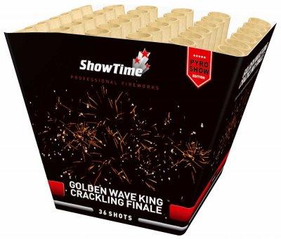 Golden Wave King Crackling Finale