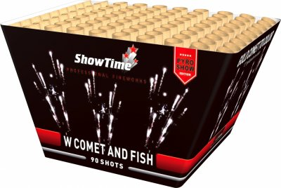 W Comet and Fish