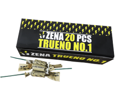 Zena Trueno n°1