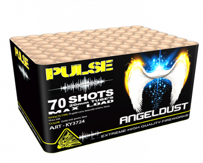ART. 3724 Angel Dust, 70 shots