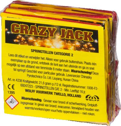 Crazy Jack **