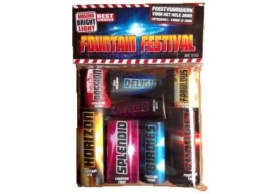 Fountain Festival