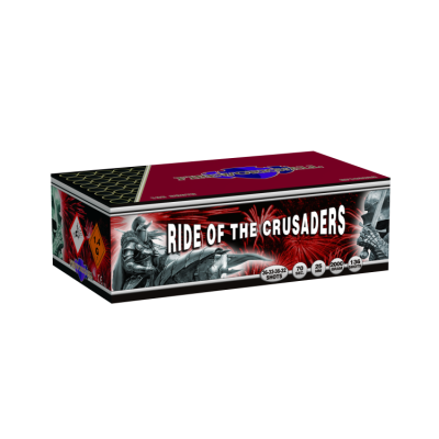 Ride of the Crusaders