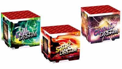 Dream Assortimenten 3 cakes