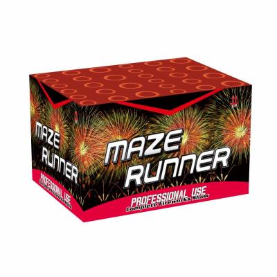 Maze Runner 30 shots