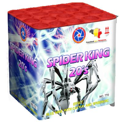 heavy legend spider king
