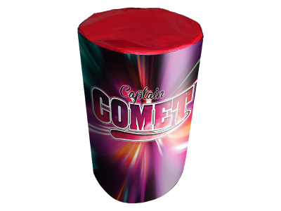 captain comet