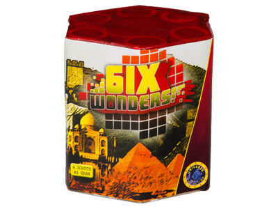 6ix wonders