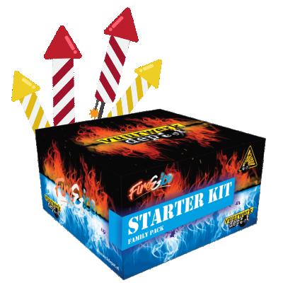 Starter Kit + Vuurpijlen *_
