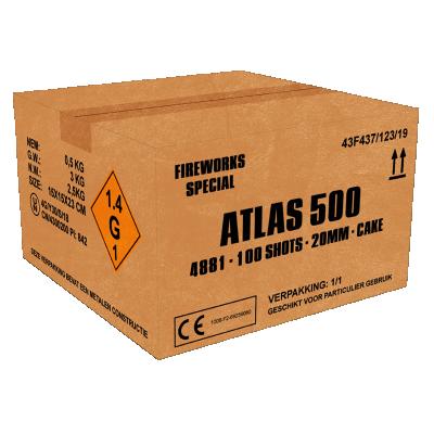 BredaVuurwerk's Atlas 500
