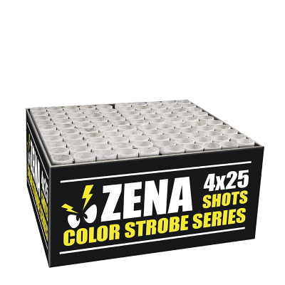 Zena Color Strobe Series**