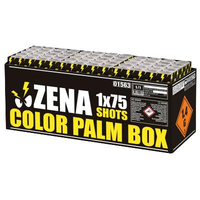Zena Color Palm Box**