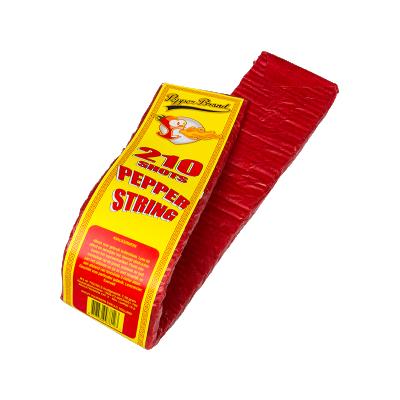 210 Shots Pepper String