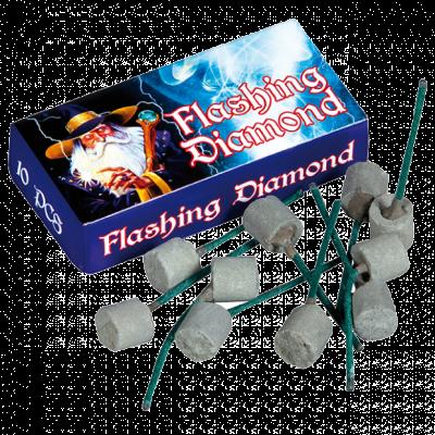 Disco Flitsers / Flashing Diamond