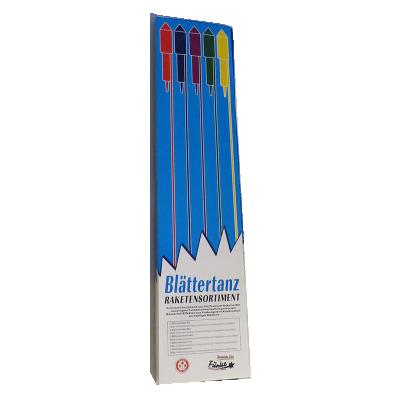 Blattertanz Raketen 10 stuks