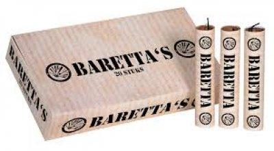 Baretta's*
