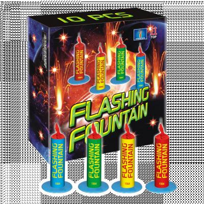 Flashing Fountain