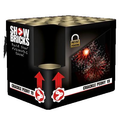 Showbrick Crackle Peony 31