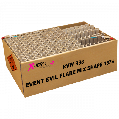 Evil Flare Mix Shape