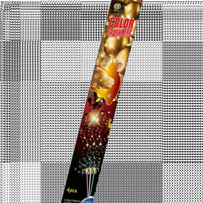 Ster 30 cm Color Sparklers