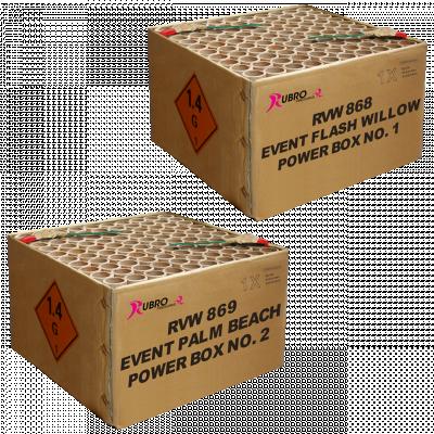 Event Best Of Power Box No. 1 & No. 2 - 2x 100's (compound)