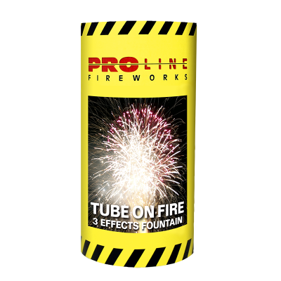 TUBE ON FIRE