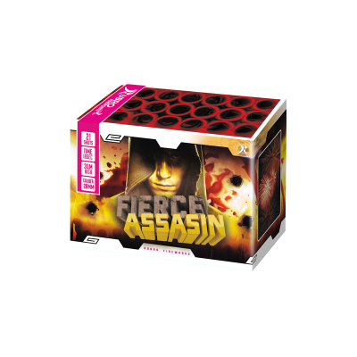 FIERCE ASSASSIN 21 schoten *OUTLET!*