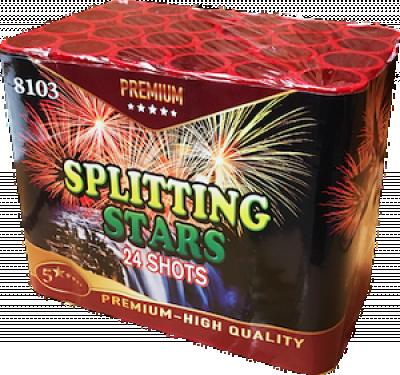 Splitting Stars