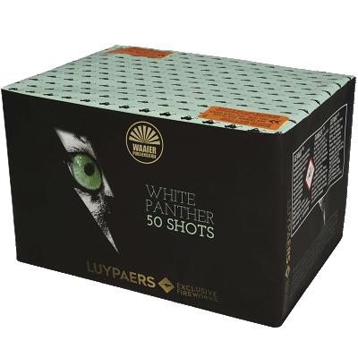 White Panther 50 shots