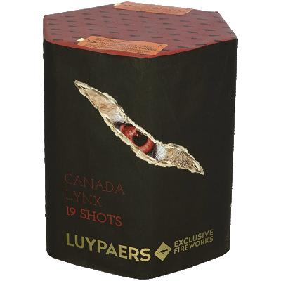 Canada Lynx 19 shots