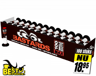 Cool Bastards 100ST