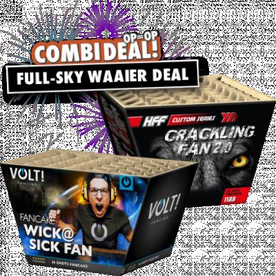 Full-Sky Waaier Deal