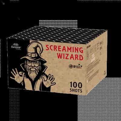 Screaming Wizard