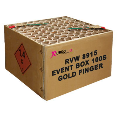 Event Box Gold Finger