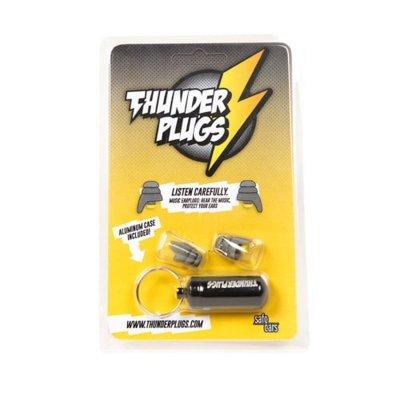 Thunderplugs Oordopjes (met sleutelhanger bewaardoosje)_
