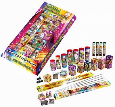 Mega Fireworks Assortment