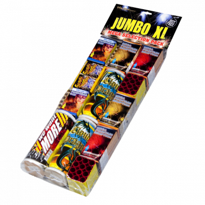 Jumbo XL Assortment