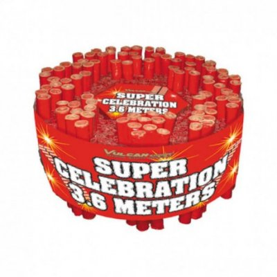 Celebration Cracker 3,6m