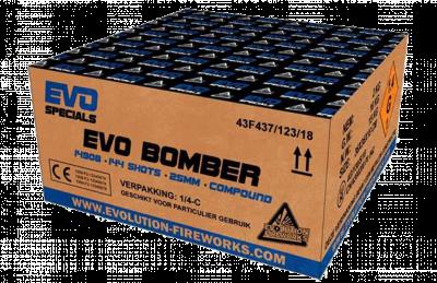 ART. 14908 Evo  Bomber, 144 shots