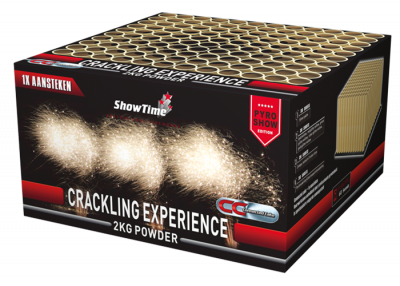 Art. 5111 Crackling Experience, 144 shots