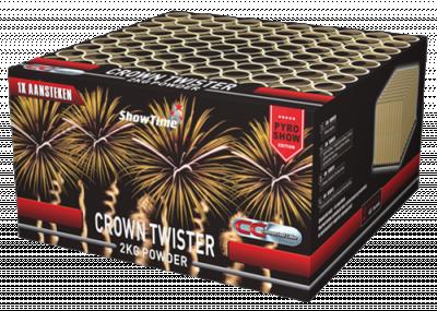 ART. 5116 Crown Twister, 100 shots