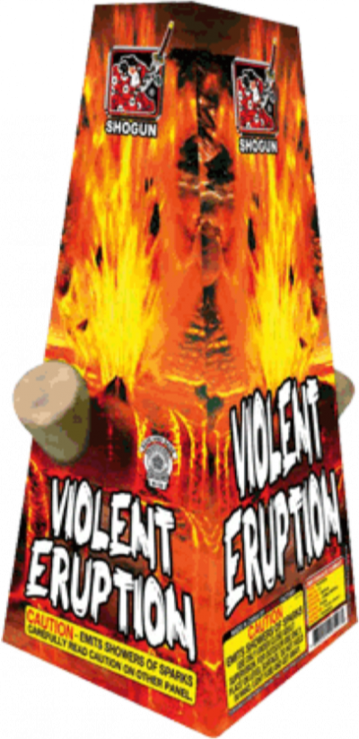 ART. 114 Violent Eruption