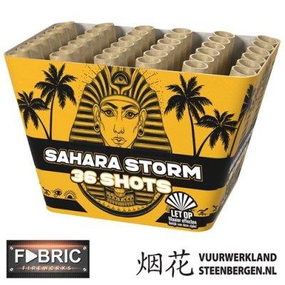 Sahara Storm 36S
