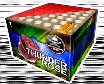 ART. 1042 Thunder Rose kanlcake, 49 shots