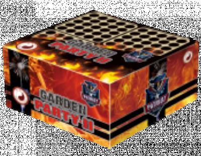 ART.1301 Garden Party 2 (GP1002), 4 X 25 shots