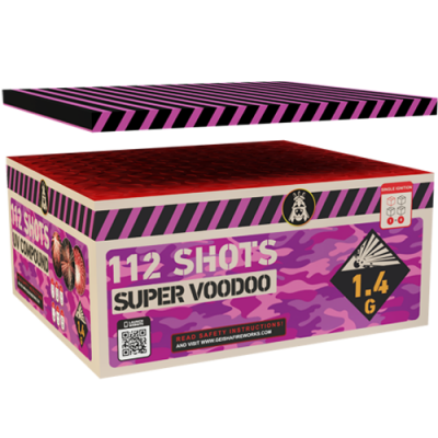 Super Voodoo 112's Compound Box