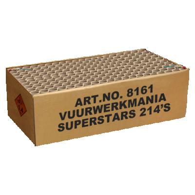 Vuurwerkmania Super Star 216's